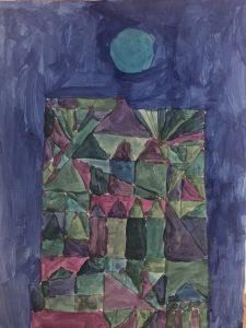 Einblicke in die Landschaftsmalerei nach Paul Klee